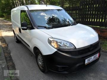 Fiat Doblo II 1.4 CNG VAN PRZEWÓZ LEKÓW KATERING KLIMA VAT23%