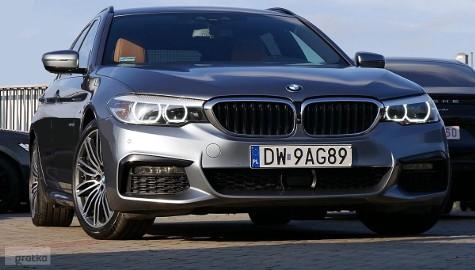 BMW SERIA 5 530xd M-Pakiet Krajowy Gwarancja ACC Webasto 360ᴼ