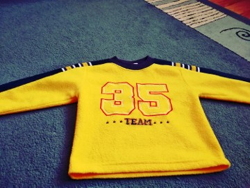 bluza chłopięca 92