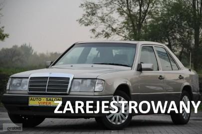 Mercedes-Benz W124 MODEL 1991, zarejestrowany