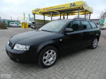 Audi A4 II (B6) benzyna-climatronic-Automat