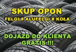 Skup Opon Alufelg Felg Kół Nowe Używane Koła Felgi # OPOLSKIE # GŁUBCZYCE