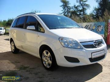 Opel Zafira B CIĘŻAROWY VAN / ODLICZ 23% VATu
