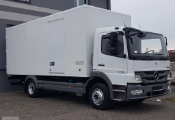 Mercedes-Benz ATEGO 1218 KONTENER WINDA DMC 11990 KG KLIMA 4x2 MANUAL