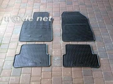 RENAULT MODUS od 2005 do 2011 r. dywaniki gumowe wysokiej jakości idealnie dopasowane Renault Modus