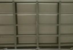 Regał stalowy magazynowy skręcany 4-modułowy, półki 90x40 cm wys. 200