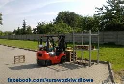 SZKOLENIA KIEROWCÓW WÓZKÓW WIDŁOWYCH 365 zł Katowice Chorzów Jaworzno