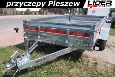 TM-016 PRO 3015/2, 300x150cm, 2x oś NH 750kg, DMC 750kg Tema