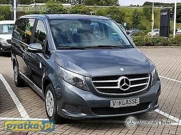 Mercedes-Benz Klasa V III [W447] ZGUBILES MALY DUZY BRIEF LUBich BRAK WYROBIMY NOWE