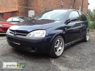 Opel Corsa C !!! TUNING !!!