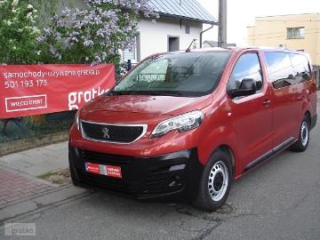 Peugeot Expert II SALON POLSKA,1 WŁAŚCICIEL,9 OSÓB