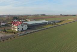 Dom + Budynek inwestycyjny Dłutów łódzkie 7km do trasy s8 Wrocław Warszawa
