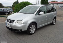 Volkswagen Touran I 7 Osobowy 1.6 benzyna