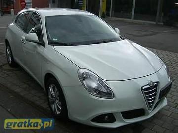 Alfa Romeo Giulietta ZGUBILES MALY DUZY BRIEF LUBich BRAK WYROBIMY NOWE