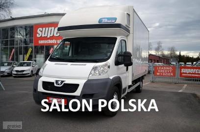 Peugeot Boxer Peugeot Boxer / 2,2 / 120 KM / L4 / Kontener / Firanka / Salon PL /