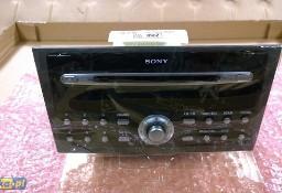 RADIO SONY CD FORD MONDEO MK3 LIFT 2003-2007r. NOWE FV Ford Mondeo