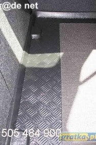 RANGE ROVER III VOGUE od 2002 do 2013 r. mata bagażnika - idealnie dopasowana do kształtu bagażnika Land Rover Range Rover-2