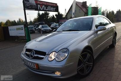 Mercedes-Benz Klasa CLK 3,2 Benzyna-218Km,Avantgarde,Automat,Szyberdach...