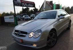 Mercedes-Benz Klasa CLK 3,2 Benzyna-218KmAvantgarde OPŁACONY,Szyberdach...