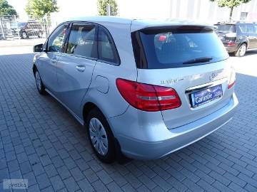 Mercedes-Benz Klasa B W246 B 180 CDI BEZWYPADKOWY , , NAWI , ALU , SALON MERC