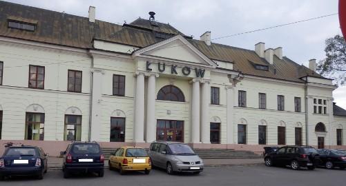 Lokal Łuków, ul. Dworcowa 1