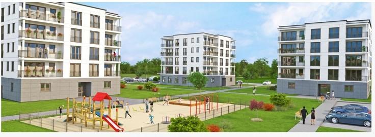 Nowe mieszkanie Grudziądz, ul. Konstytucji 3 Maja