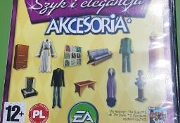 The Sims2 Szyk i elegancja Akcesoria