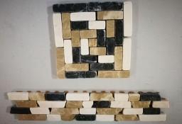 Dekor marmurowy mozaika mix