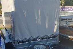 Martz Tema Premium 300/2 - dwuosiowa, transportowa, skręcana, ocynkowana