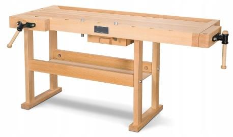 Stół stolarski strugnica ława stolarska z zaciskiem