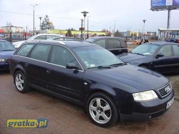 Audi A6 II (C5) 2,7 V6 quattro biturbo 340 KM