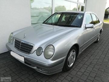 Mercedes-Benz Klasa E W210 E 220 CDI Classic