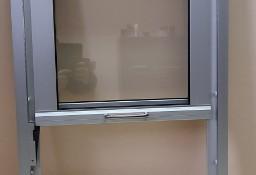Okno podnoszone do góry aluminiowe podawcze do baru lokalu biura