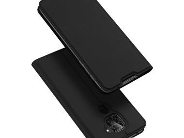 Etui z klapką DUXDUCIS Skinpro do Xiaomi Redmi Note 9 / Redmi 10X-1