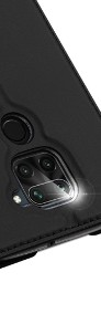 Etui z klapką DUXDUCIS Skinpro do Xiaomi Redmi Note 9 / Redmi 10X-3