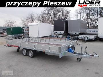 TM-194 przyczepa 454x216x30cm, Carplatform 4521S 13