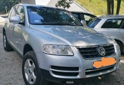 Volkswagen Touareg I VOLKSWAGEN TOUAREG 2.5 TDI 175KM 4X4