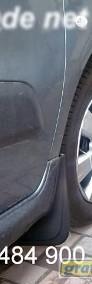 NISSAN QASHQAI+2 od 2010 chlapacze z tworzywa - komplet błotochronów 4 szt Nissan Qashqai-4