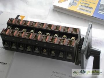 Wyłącznik krzywkowy ŁUK 40