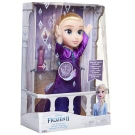 Frozen 2 Kraina Lodu Duża Lalka Elsa Śpiewa po polsku