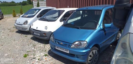Microcar Samochód od 14 lat na kat AM motorower