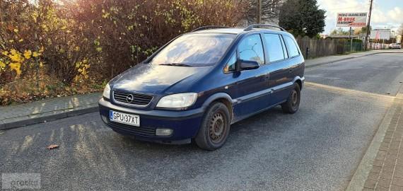 Opel Zafira A 2.0D / Klima / II kpl kół