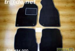 AUDI A6 C5 sedan 1997 - 2004 najwyższej jakości dywaniki samochodowe z grubego weluru z gumą od spodu, dedykowane Audi A6