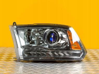 DODGE RAM 1500 2500 2013- REFLEKTOR LAMPA LED USA-1