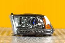 DODGE RAM 1500 2500 2013- REFLEKTOR LAMPA LED USA