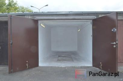 Garaż magazyn do wynajęcia, wynajem, wynajmę - Warszawa, Włochy - Duży, murowany, kanał, prąd