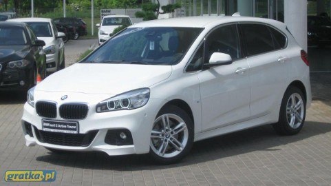 BMW SERIA 2 BMW 220i Active Tourer M-Pakiet