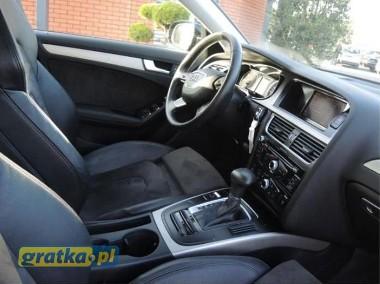 Audi A4 IV (B8) 2.0 TDI BEZWYPADKOWY , KLIMA ,ALU, NAWI, OKAZJA-1