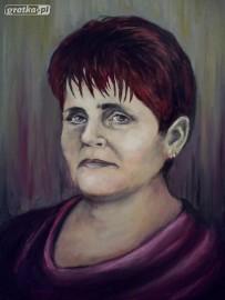 Portrety olejne i w rysunku Szczecin