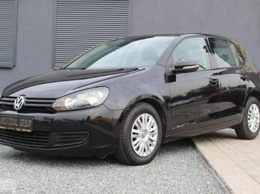 Volkswagen Golf VI 11x airbag! Ekonomiczny!-1